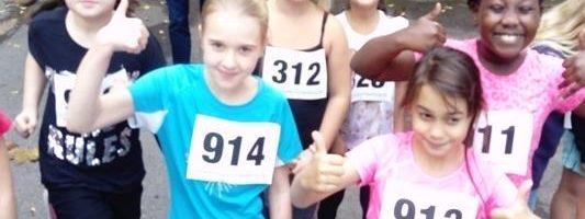 Wir haben am Haake-Cross-Lauf teilgenommen!