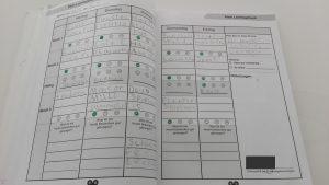 Logbuch der Grundschule Am Johannisland
