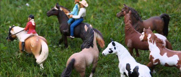 Kindergrüße von Zuhause:                      Fußball und Pony Geschichten