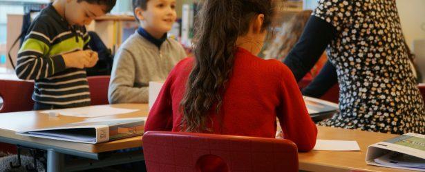Schülermentoren-Kurs: Große helfen Kleinen