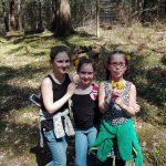 Foto Schülerinnen Ausflug