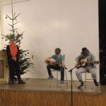 Musizieren am Johannisland
