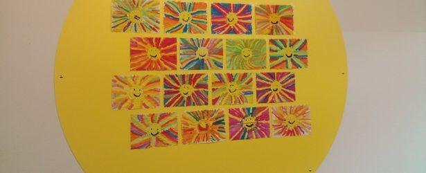 Für die Kunst: Unsere gelben Kreise